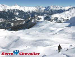 Skigebied Le Grand Serre-Chevalier