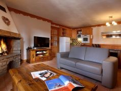 Chalet-appartement Chalet des Neiges - Plein Sud
