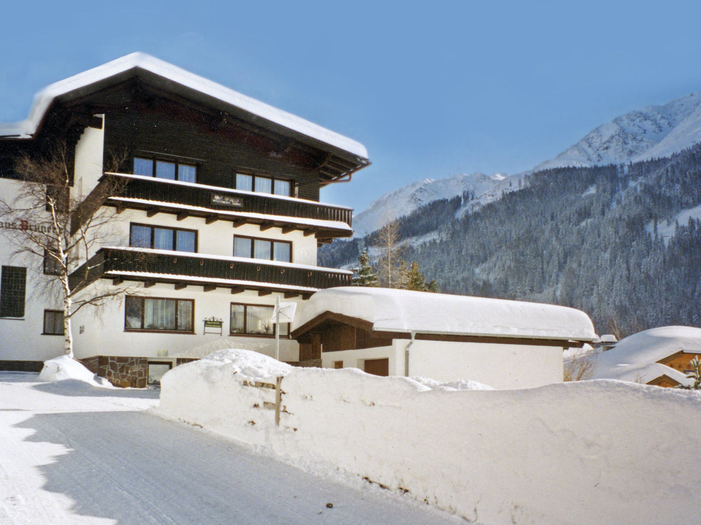 Chalet st Anton am Arlberg - Chalet Brunelle inclusief catering