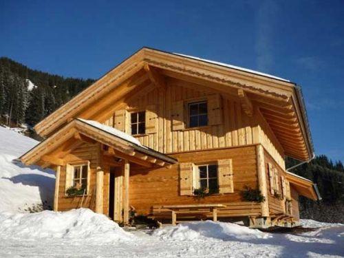 Chalet Hohensteinhütte - 8-9 personen