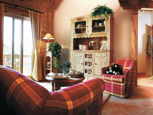 Chalet-appartement CGH Les Alpages de Champagny met cabine - 6-8 personen