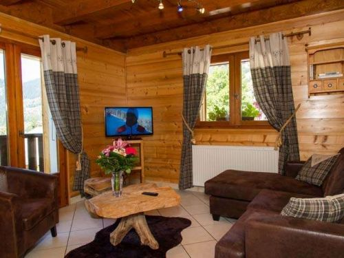 Chalet-appartement l'Ourson