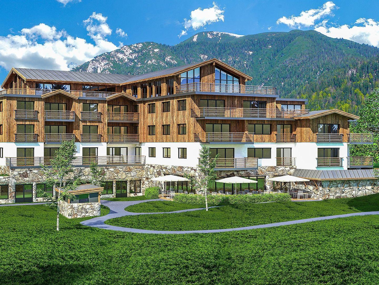 appartement Mayrhofen - Postresidenz Enzian