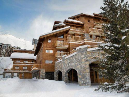 Chalet appartement CGH Résidence La Ferme du Val Claret 4 6 personen
