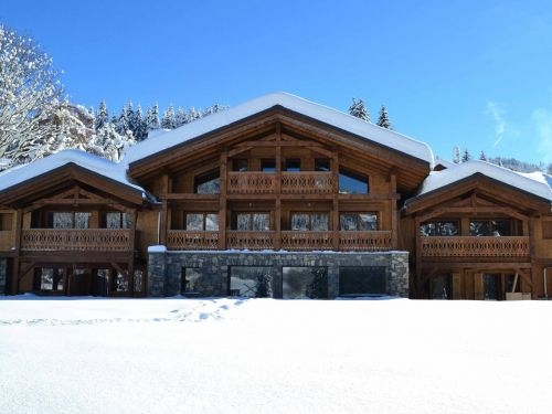 Chalet-appartement Adelphine-1