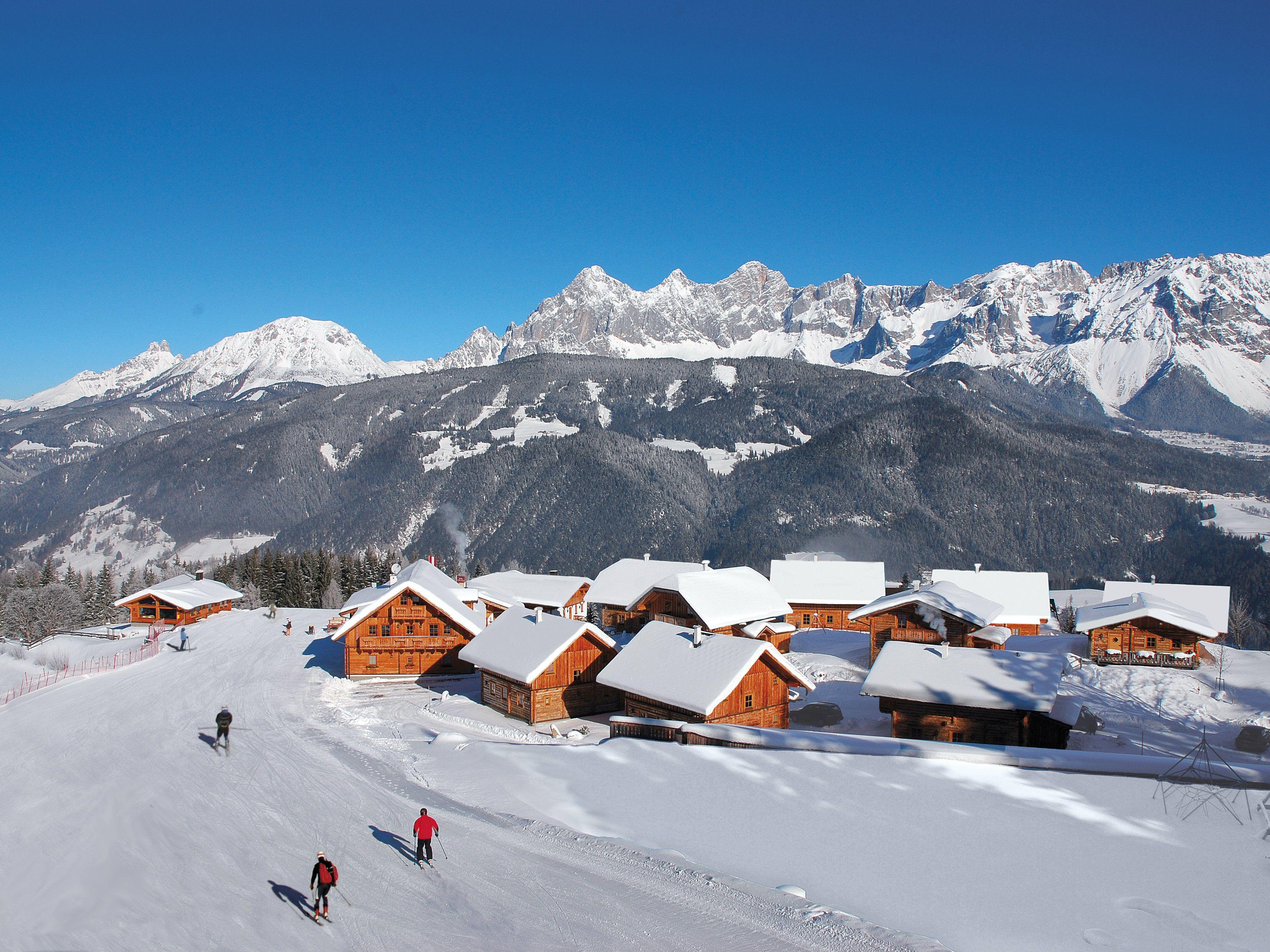 Chalet Almwelt Austria - 6-8 personen