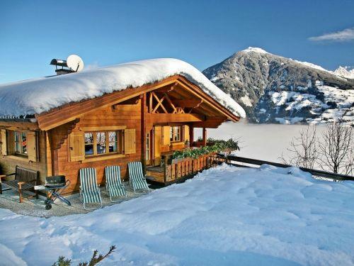 Chalet Wachterhof Alpenrose - 12 personen