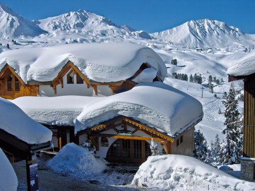 Chalet-appartement Montagnettes Le Vallon - 10 personen