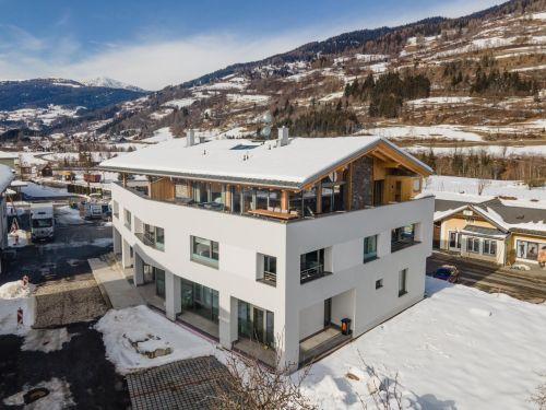 Appartement Am Kreischberg Penthouse met open haard en privé-sauna - 6-8 personen
