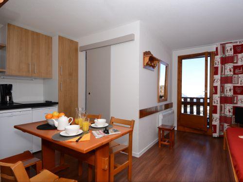 Appartement Résidence Le Cervin - 3-5 personen