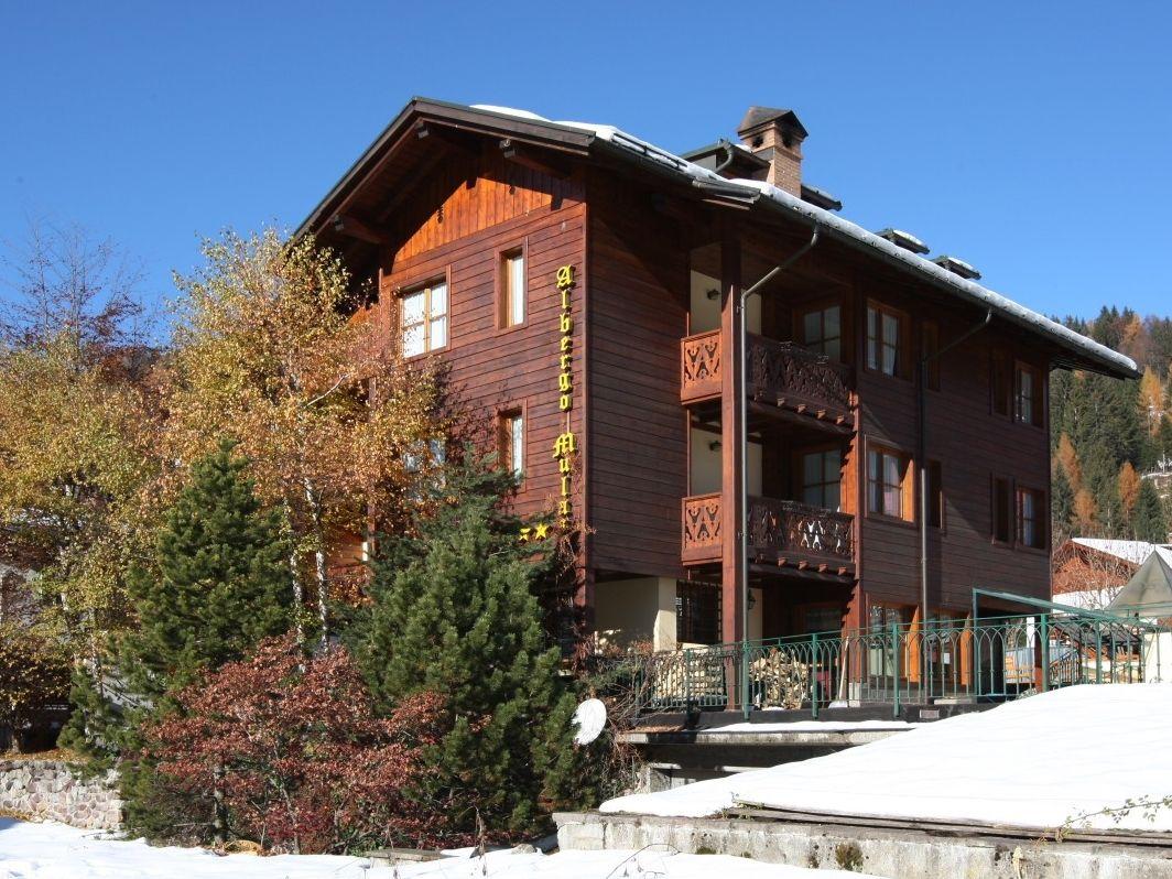 Appartement Casa Mulaz - 4 personen