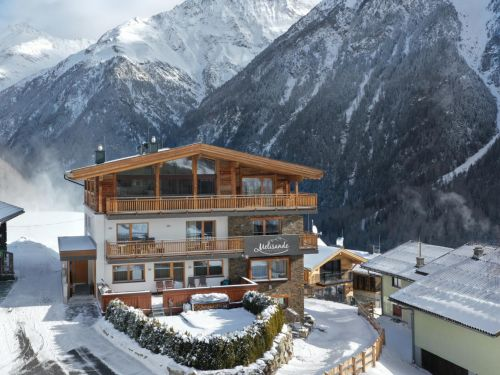 Chalet-appartement The Peak Melisande 2 - 4-5 personen