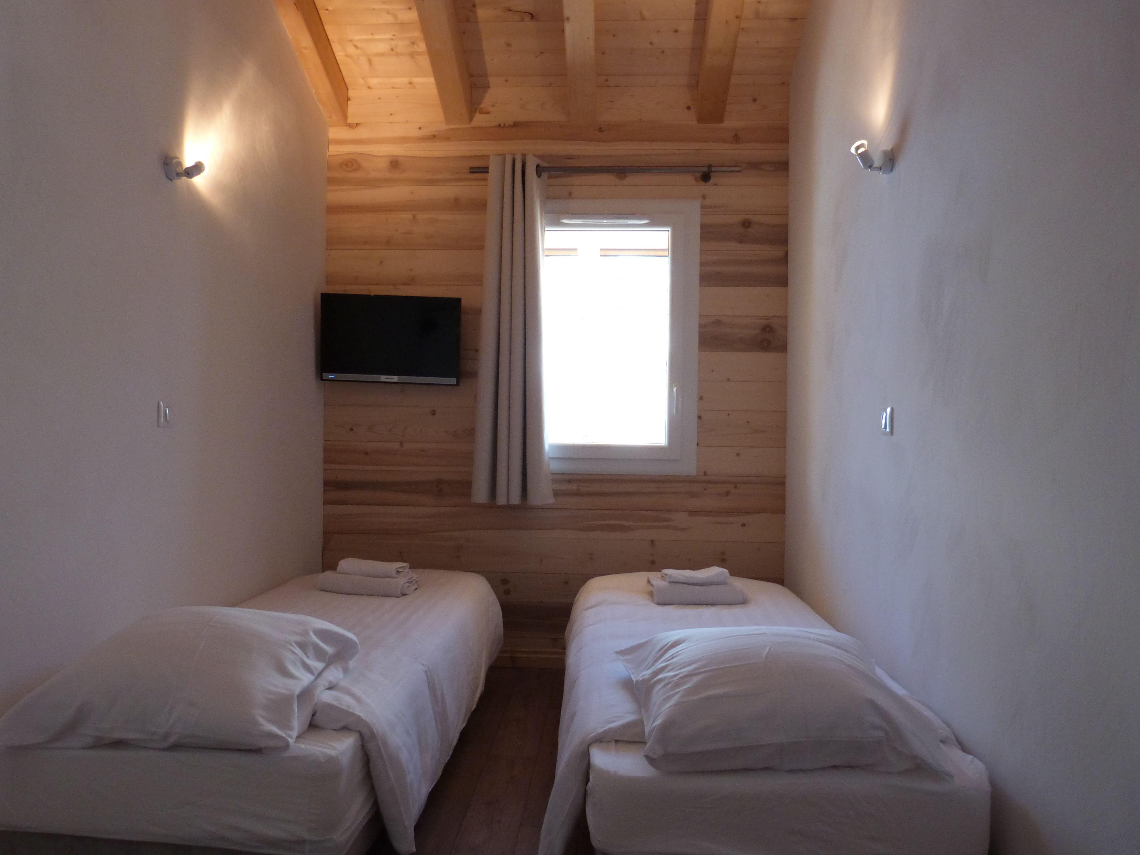 Chalet Tonton Bettex met sauna - 12 personen