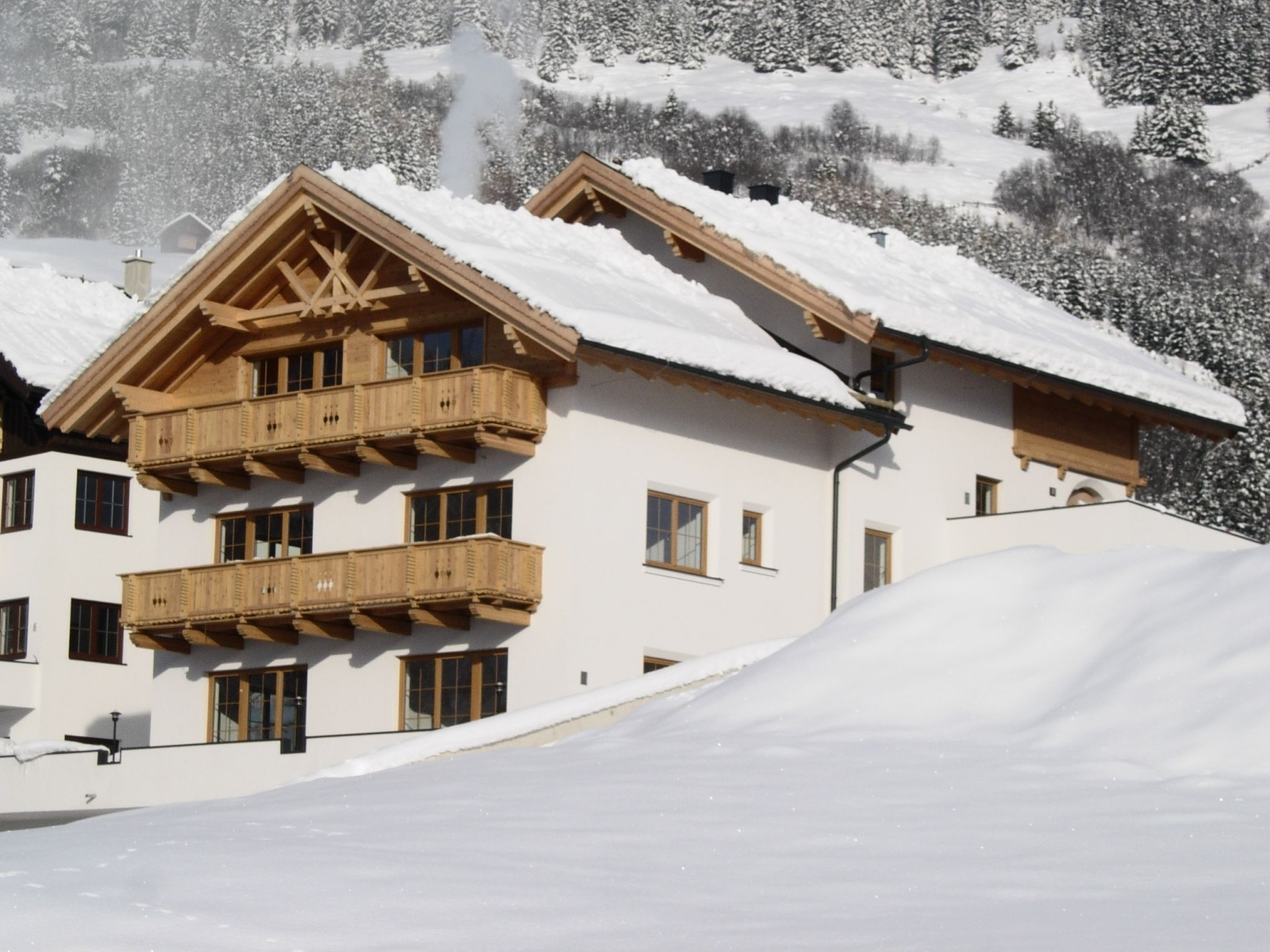 Chalet Kelle incl. catering