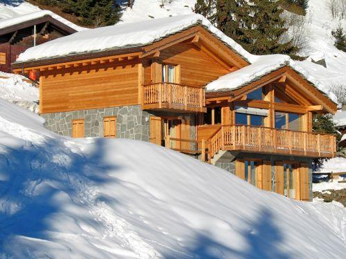 Chalet Bryher met privé-sauna - 10 personen