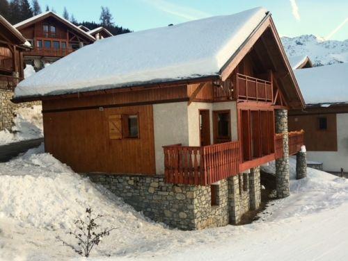 Chalet de Bellecôte Hunting Lodge - 10 personen