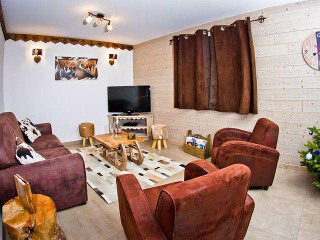 Appartement La Belette met buiten-jacuzzi - 8 personen