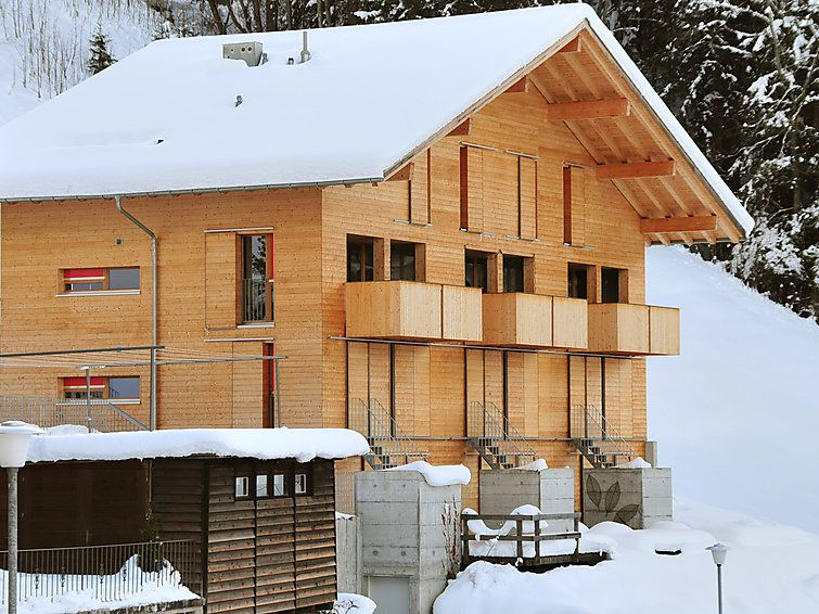 Chalet-appartement Roossi - 6 personen