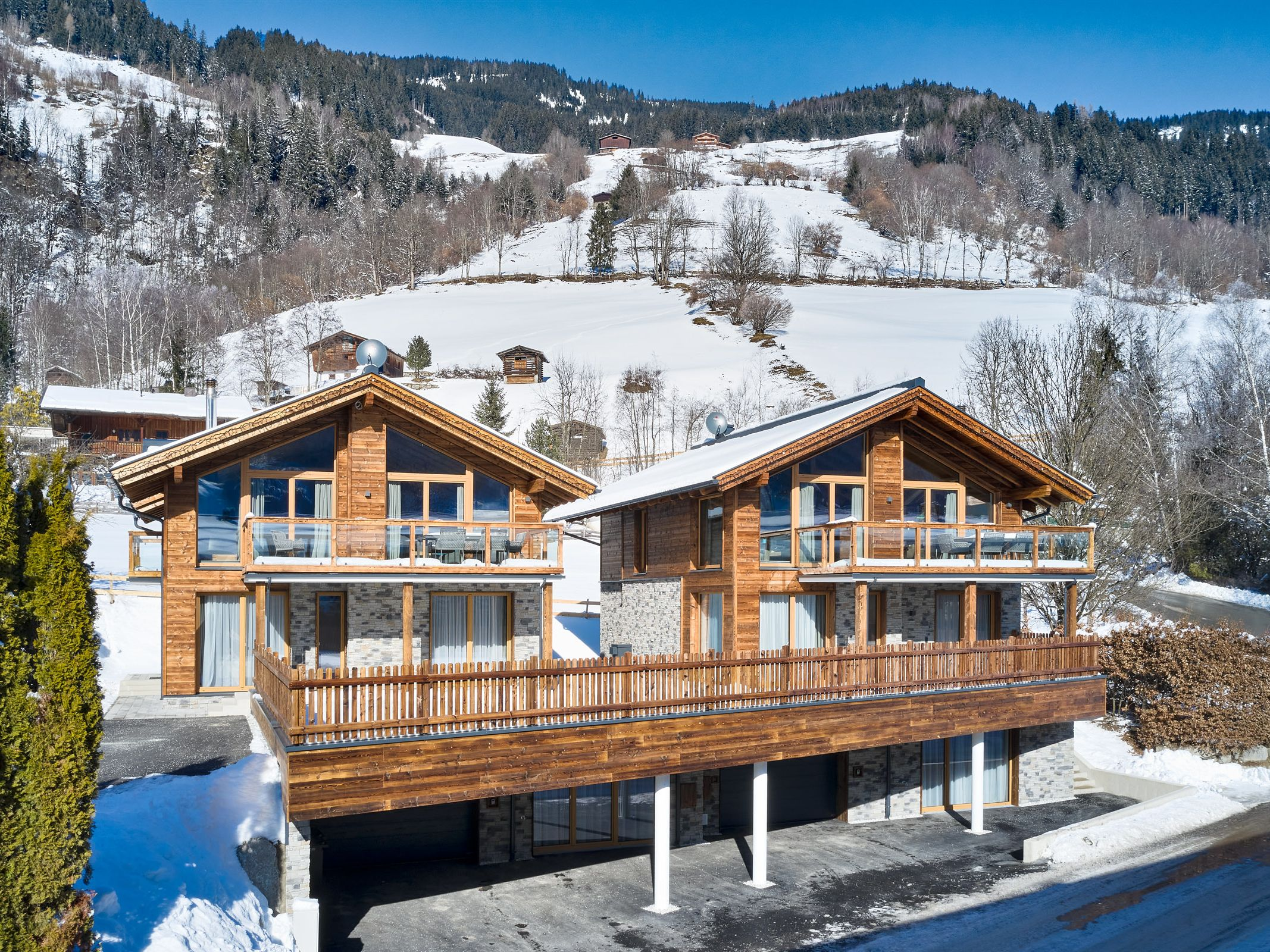 Chalet Ice Cool - 12 personen