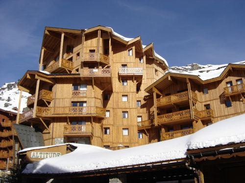 Chalet-appartement Altitude - 10 personen