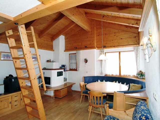 Chalet appartement skilift 3 4 pers k nigsleiten - Mezzanine accommodatie ...