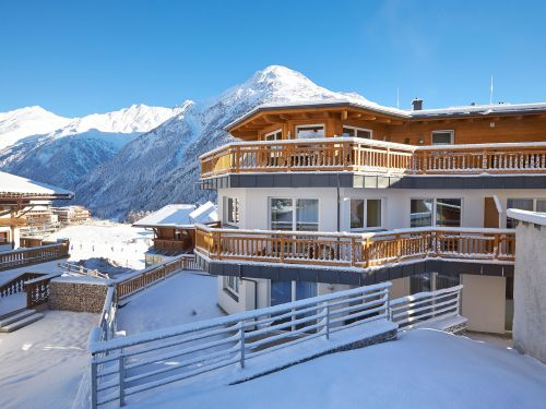Appartement Alpen Diamond 3e verdieping - 4-5 personen