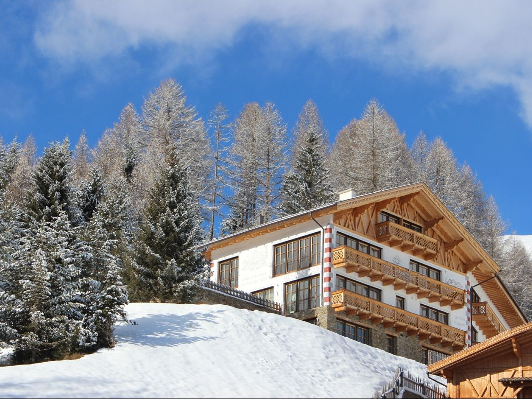 Chalet Acla incl. catering