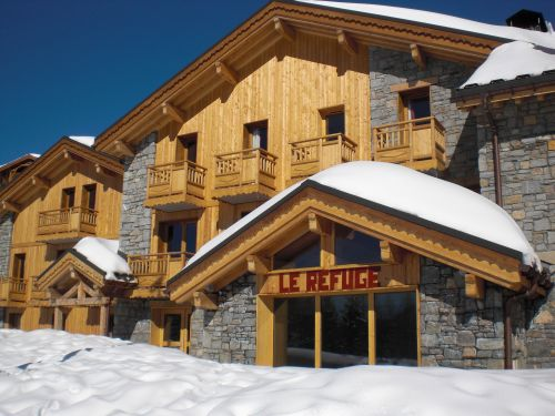 Chalet-appartement Altitude Le Refuge