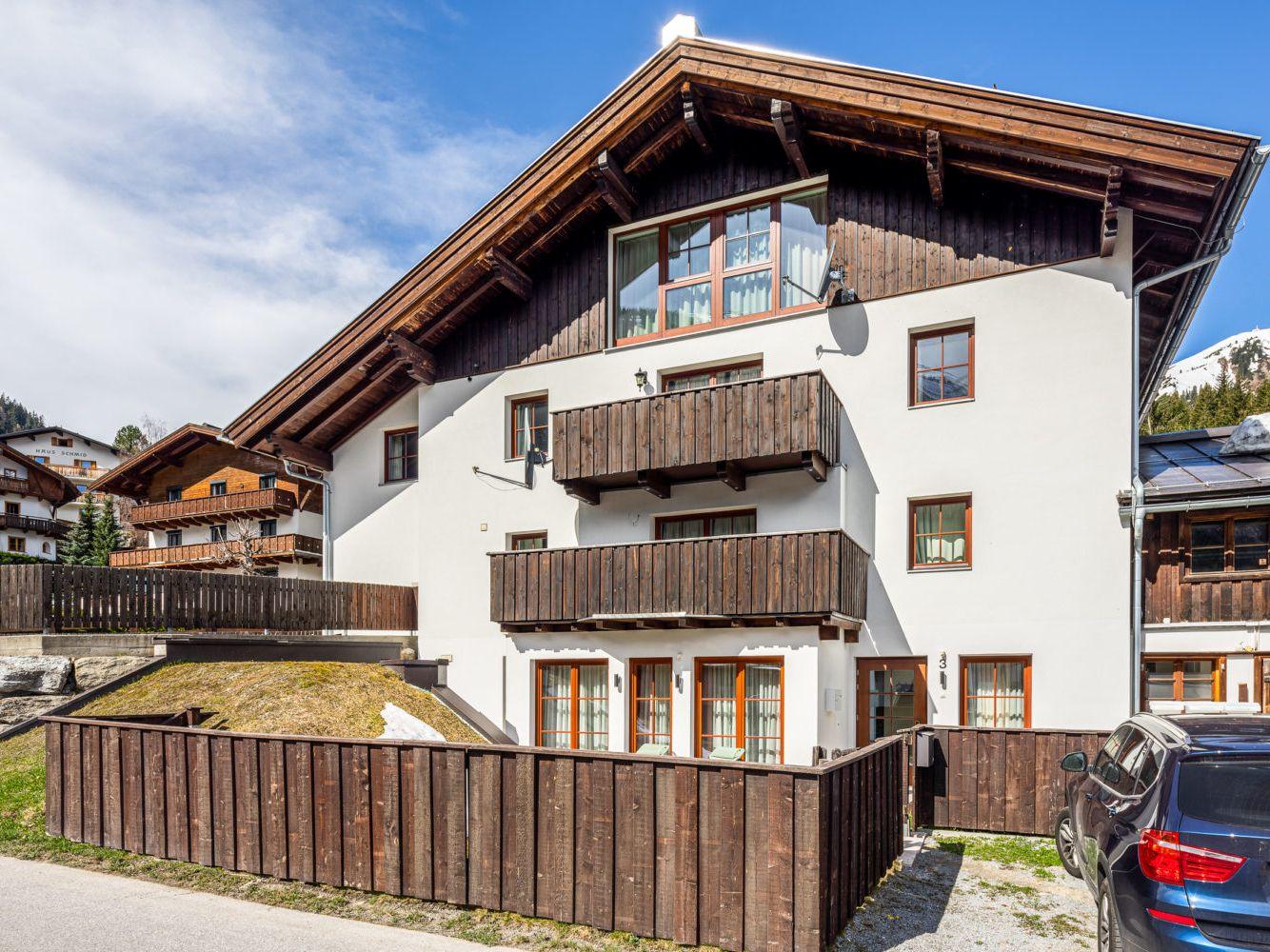 Chalet-appartement Bergspitz inclusief catering en privé-sauna - 6 personen