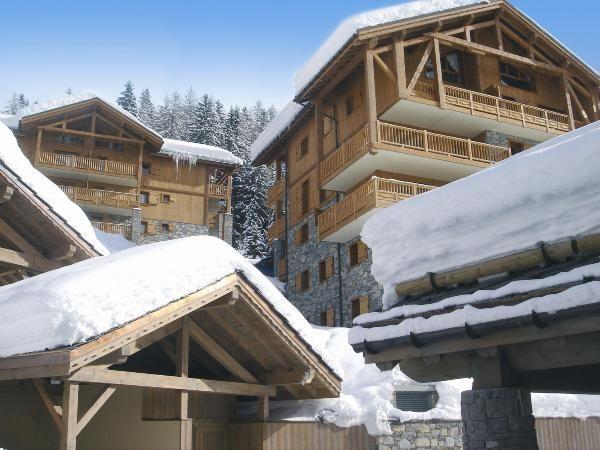 Chalet-appartement CGH Résidence L'Oree des Cimes - 4-6 personen in Vallandry - Paradiski - Les Arcs, Frankrijk foto 733164