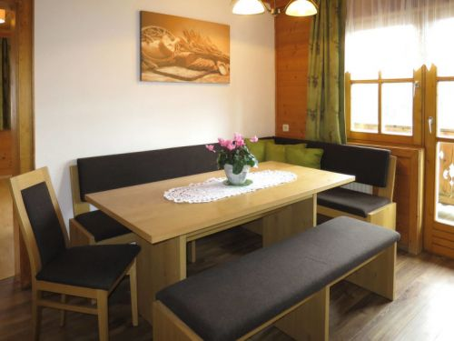 Chalet-appartement Bauernhof Hallmoos - 4-6 personen