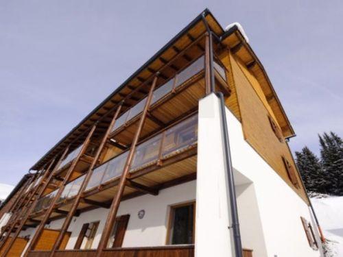 Appartement Sissipark Schonberg-Lachtal studio, met prive-sauna - 2-4 personen