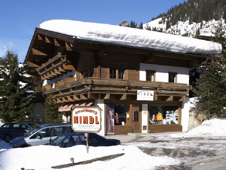 Chalet-appartement Nindl Top 5 - 6 personen