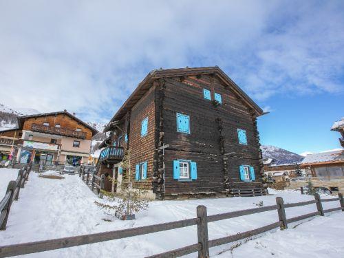 Chalet Fiocco di Neve Antico - 8-9 personen
