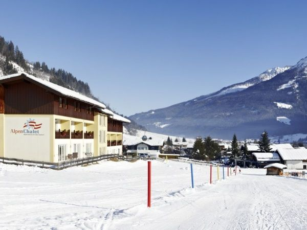 Appartement Alpenchalet Moschl Type 1 - 4-6 personen
