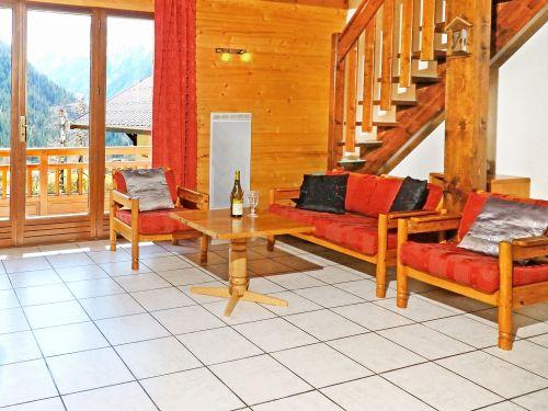 Chalet Carella met sauna - 10-12 personen
