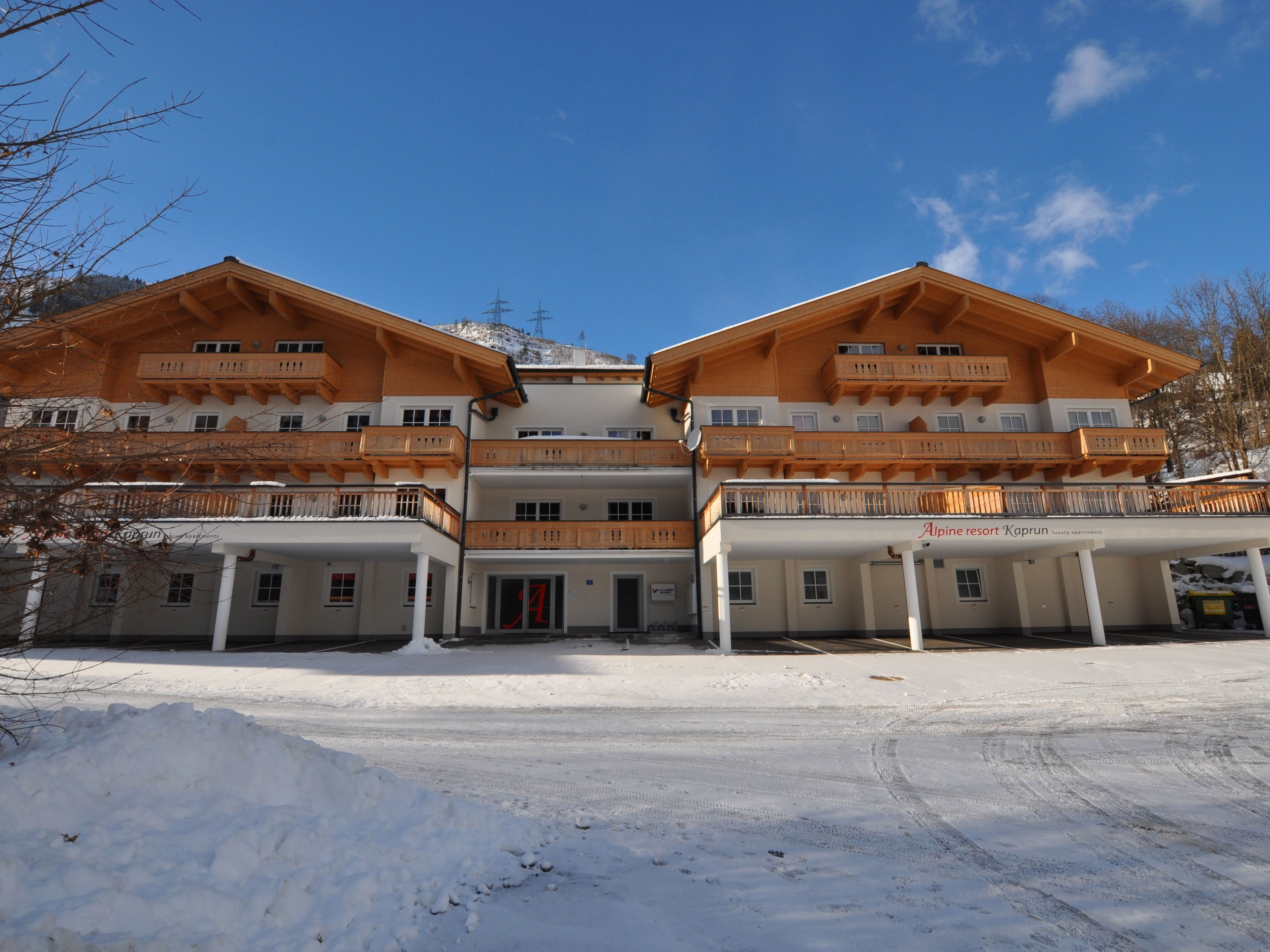 Appartement Alpine Resort - 4-6 personen
