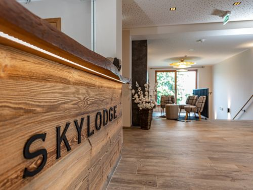 Appartement Skylodge Alpine Homes type I, zondag t/m zondag - 2-4 personen