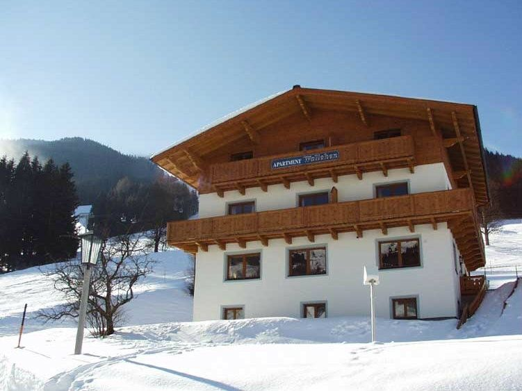 Appartement Saalbach - Wallehen