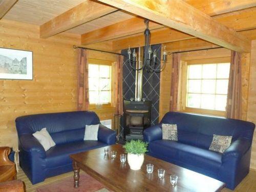Chalet Le Passe-Temps met privé-sauna - 12 personen