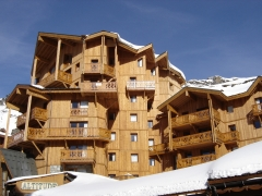 Chalet-appartement Altitude - 12-14 personen