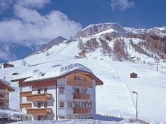 Appartement Fiocco di Neve type A - 2-4 personen