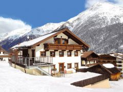 Chalet-appartement David - 7-9 personen Solden