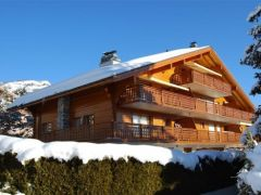 Chalet-appartement Chantegrive – 6-8 personen