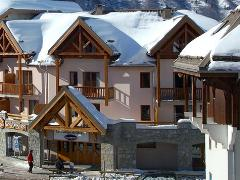 Appartement Les Lodges de Pierres Type BDT – 6-9 personen